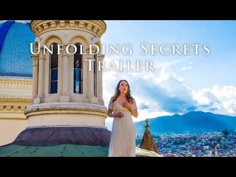 UNFOLDING SECRETS Official Trailer - Marco Missinato & Kristin Hoffmann
