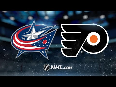 Atkinson's hat trick powers Blue Jackets past Flyers