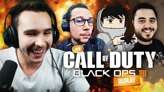 Soirée BLACK OPS 4 (Zombie & Blackout avec Bboy, Zank et Doigby)
