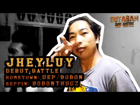 Sutaban Rap Battle - Teemac Vs Jheyluy