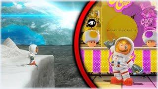 ¡¡ SOY UN ASTRONAUTA EN SUPER MARIO ODYSSEY !! - Gameplay Español #24 - [WithZack]