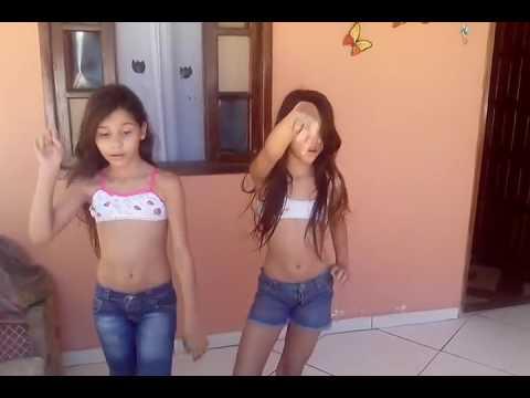 Dance Show das poderosas gêmeas