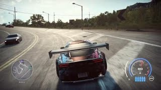 Need for Speed™ Heat Drift Zone One With Nature