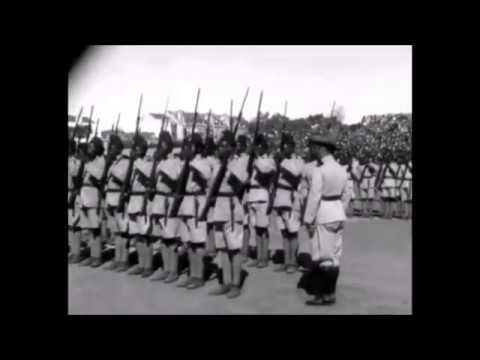 TROPAS COLONIAIS EM LISBOA / COLONIAL TROOPS IN LISBON - 1931