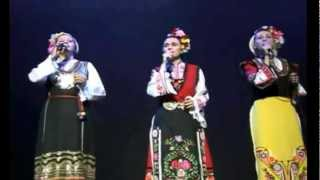 The magic of Bulgarian voices & music  - LIVE koji lio Vechernica