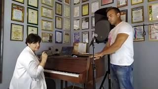 Урок вокала | Ошибки начинающих вокалистов | Мужская распевка