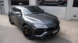 My Friend Yianni Bought A Lamborghini Urus