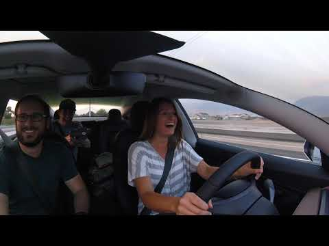 Tesla Model 3 AWD Performance 060 mph