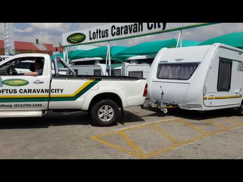 First All New Jurgens Classique Caravan 2017 Loftus Caravan City