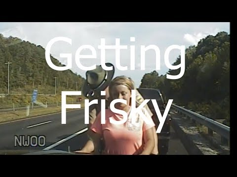 Trooper In Trouble For Gettting To Frisky When Frisking