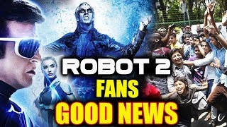 Robot 2.0 Teaser To Release In 2D And 3D | Akshay Kumar | Rajnikanth
