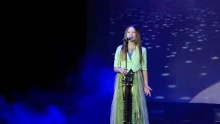 """Стефания Соколова - """"Ангел музыки"""" (сл. и муз. © Е.Гончаренко)"""
