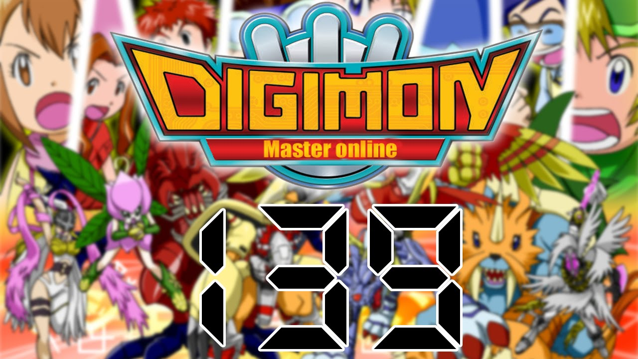 digimon online stream