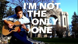 I'm Not The Only One - Sam Smith (Fingerstyle Cover)