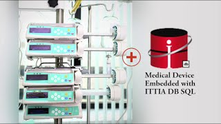 Embedded Database for High-Quality Medical Device Development within Regulatory Boundaries