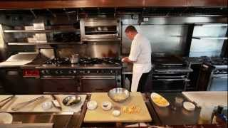 How To Make: Stuffed Fried Zucchini Blossoms By Chef Luca