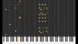 how to play axel f on piano