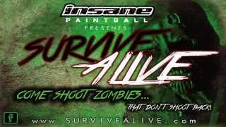 Survive Alive at Insane Paintball Chattanooga, TN