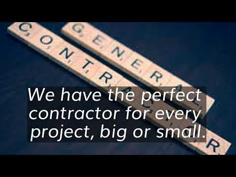 Hire General Contractors, Local Contractors, Landscaping, Roofing and More