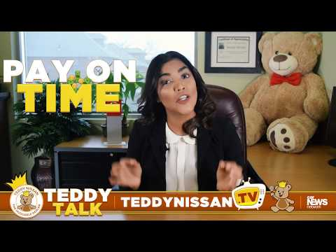 TEDDY TALK Tips to Improve Your Credit Score Sponsored by Teddy Nissan | Bronx, NY
