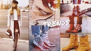 Модная обувь на весну 2017+Примерка♡База и тренды.asos, mango, zara SHOE TRENDS FOR SPRING 2017