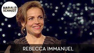 Rebecca Immanuel über den Jakobsweg | Die Harald Schmidt Show (SKY)