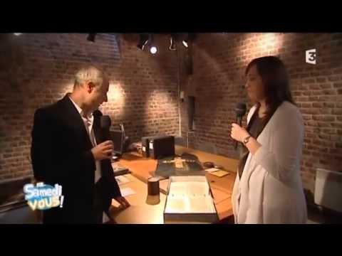 Emission de France 3 en direct du Musée de la Résistance  le 20 septembre 2014