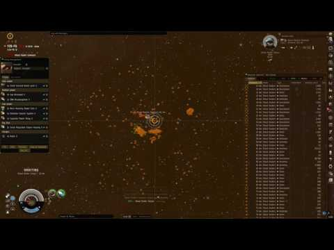 Interceptor vs Blood Raider Shipyard - EVE Online