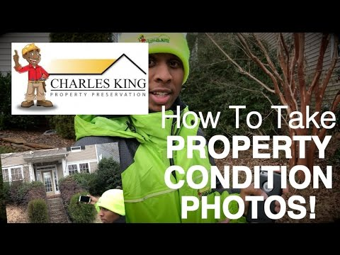 Property Preservation - How To Take Property Condition Photos