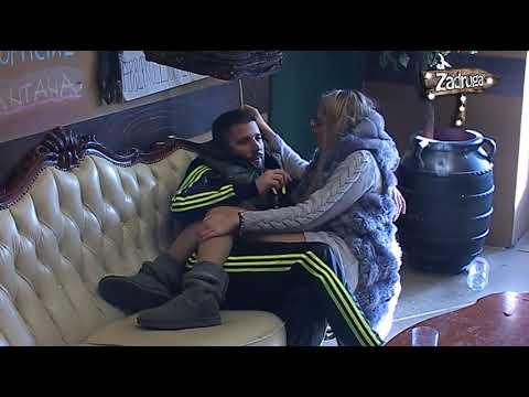 Zadruga 2 - Luna i Marko pričaju o svojoj vezi, 2. deo - 14.01.2019.