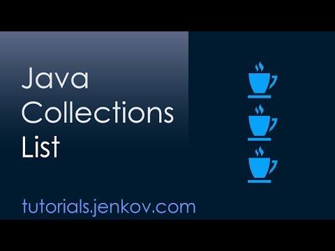 Java List Tutorial