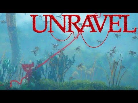 OMG!! MOSQUITOES, GO AWAYYYY! [Ep 3] | Unravel