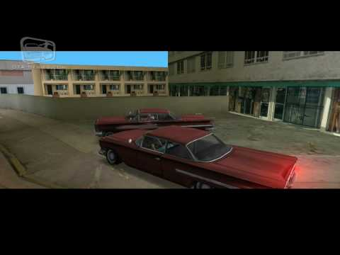 GTA Vice City - Walkthrough - Mission #36 - Trojan Voodoo (HD)