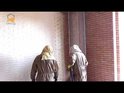 CEBAG - Spruzzo pareti poliuretano 30