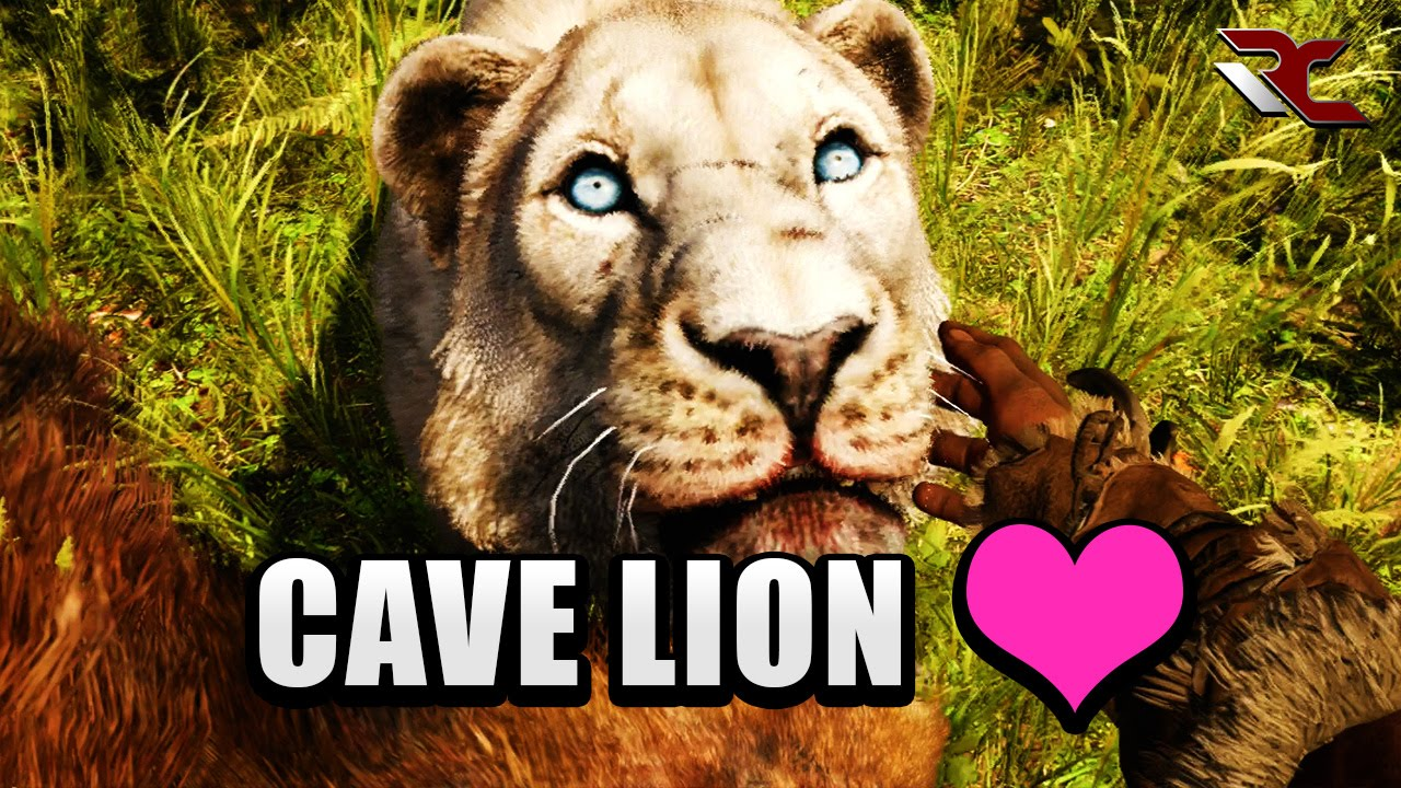 Far Cry Primal Taming A Cave Lion How To Tame Beasts Best