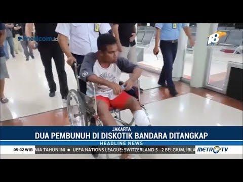 Buron Pembunuh di Diskotek Bandara Ditangkap Mp3