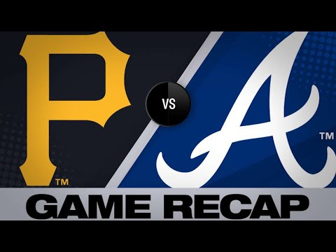 6/10/19: Acuna Jr., Markakis lead Braves past Pirates