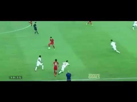 Skill,assist dan goal Witan Sulaiman bikin kaum hawa melongo melihatnya!
