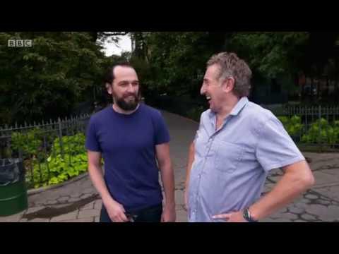 Jonathan Meets Matthew Rhys