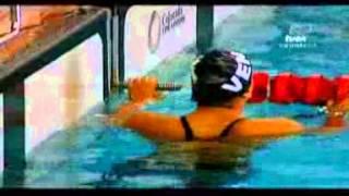 Tves- Competencia de Natación 800 mts. Estilo Libre Fem. Juegos Bolivarianos 2013