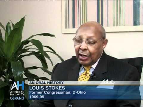 Oral Histories: Louis Stokes
