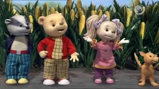 熊寶寶魯伯特 | 魯伯特與稻草人 | 兒童卡通 | 兒童影片