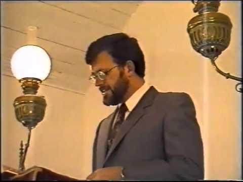 LANGEBAAN.  Huweliksbevestiging van Jan en Adrie Botha (Dinsdag 2 Julie 1996)