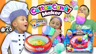 Chase's Corner: Cotton Candy Maker (#26) | DOH MUCH FUN
