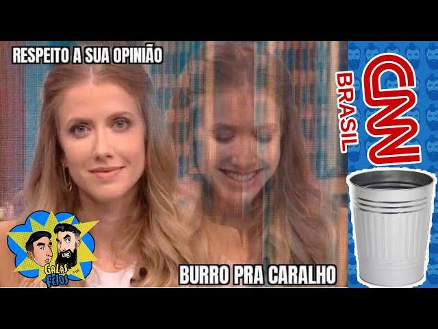 Machismo, constrangimento: a demissão de Gabriela Prioli da CNN Brasil | Galãs Feios