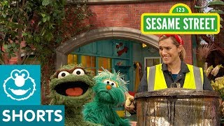 Sesame Street: Oscar Uncanned Sizzle with Allison Williams