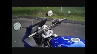 Suzuki GS500F Review and Start Up