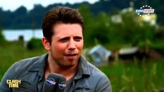 "Mike ""The Miz"" Mizanin Marine 3 interview"