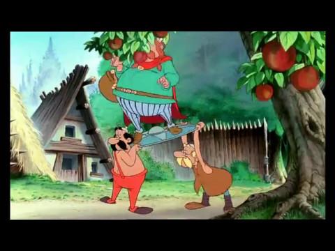 Asterix v Británii (1986) SK dabing