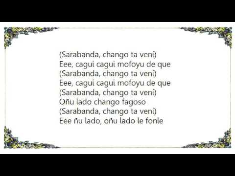 Celia Cruz - Change Ta Veni Lyrics